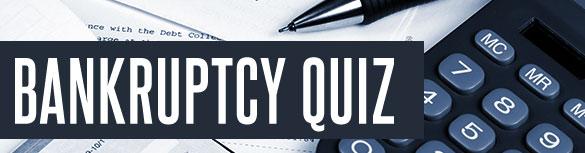 Bankruptcy Quiz